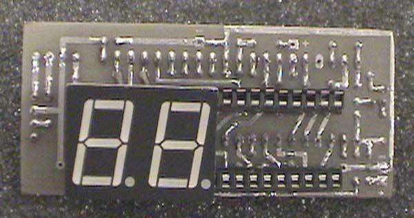 Icl7107 Icl7106 Digital Led Ammeter Ampere Meter