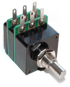 ALPS Stereo Potentiometer