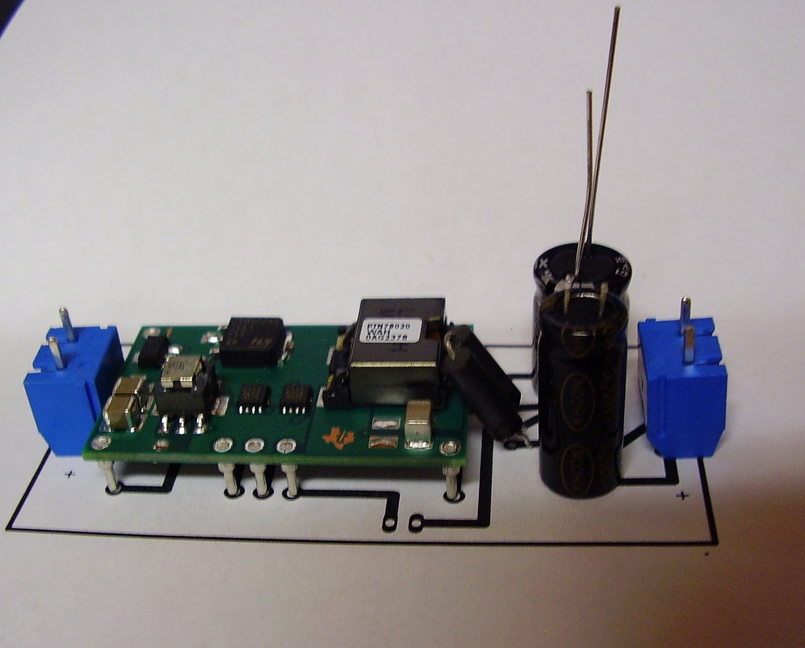 Diy Power Supply For Home Server Usb Io Board Pic18f2455 Pic18f2550