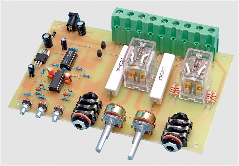 stereo headphone amplifier adapter rh electronics diy com Distribution Amplifier Headphones Stereo Tube Amplifiers