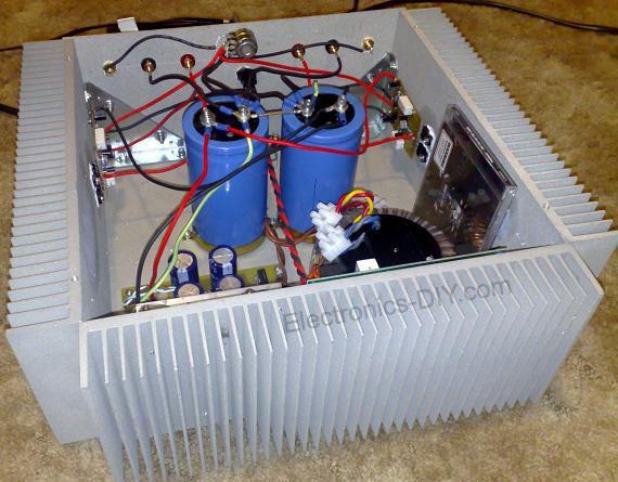 class a amplifier 8wClass A Amplifier 8w #6