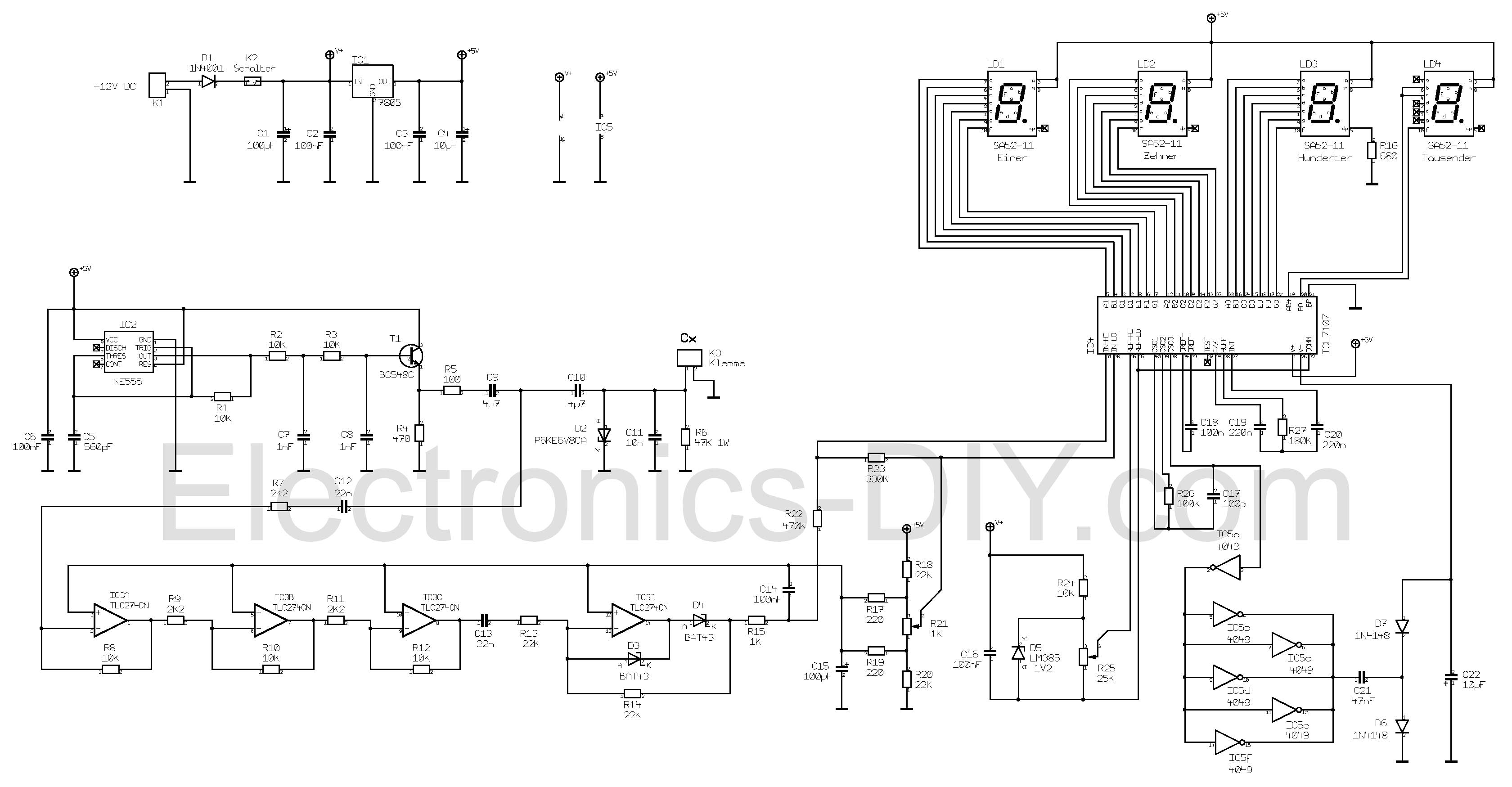 Arduino Esr Meter Schematic Wiring Diagram Data Drawing An Circuit Schematicjpg Ohmmeter Symbol