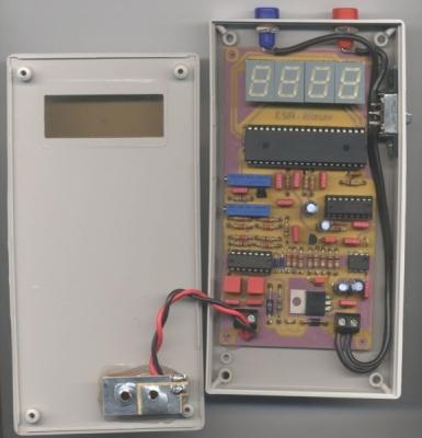 Esr Meter Low Resistance Meter