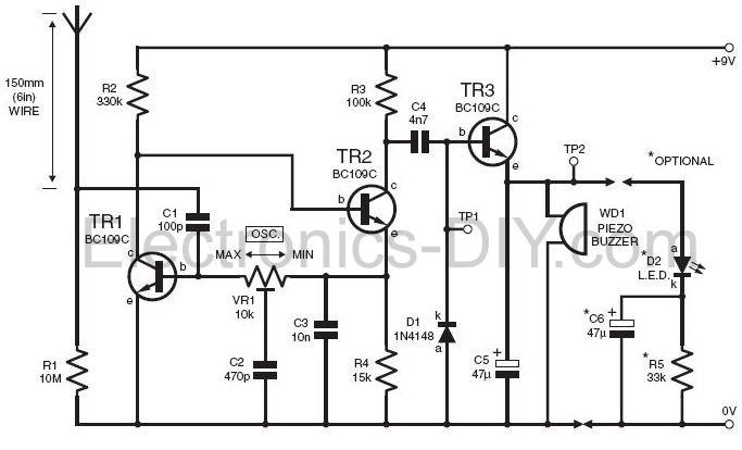 lightning detector rh electronics diy com Lightning Warning Detector Lightning Detector for Baseball
