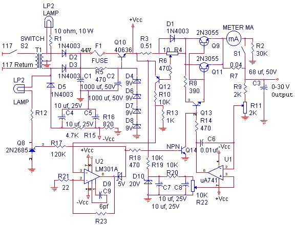 Pc Power Supply Schematic Nilzanet – Computer Power Supply Wiring Diagram