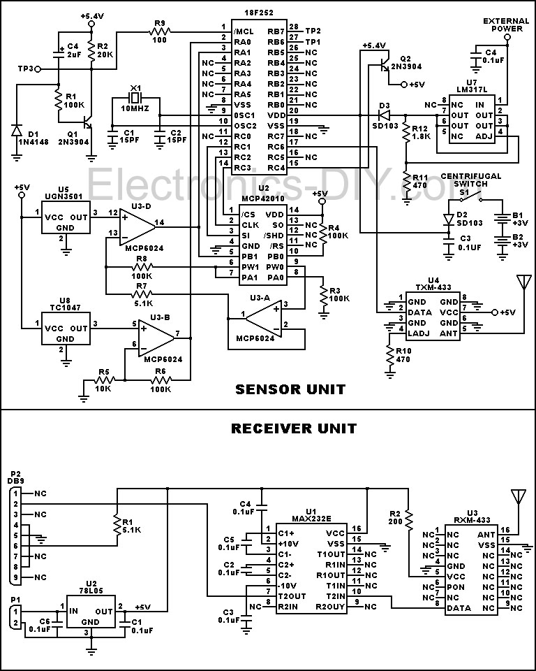 horsepower monitor rh electronics diy com