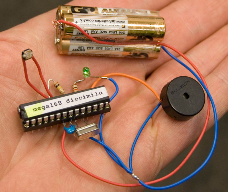 Arduino battery saver watchdog and sleep functions