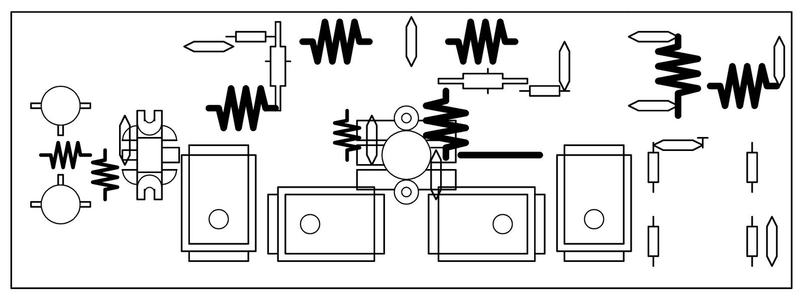 80w rf amplifier 88