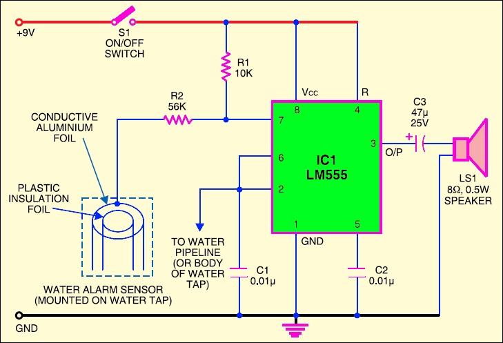 water alarm alarm 2002 ls1 water flow direction diagram at fashall.co