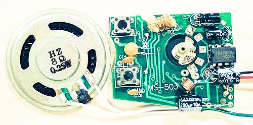 single chip fm receiver tda7012Fm Receiver With Tda7021t #5