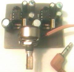 General Purpose 2 Watt Stereo Power Amplifier