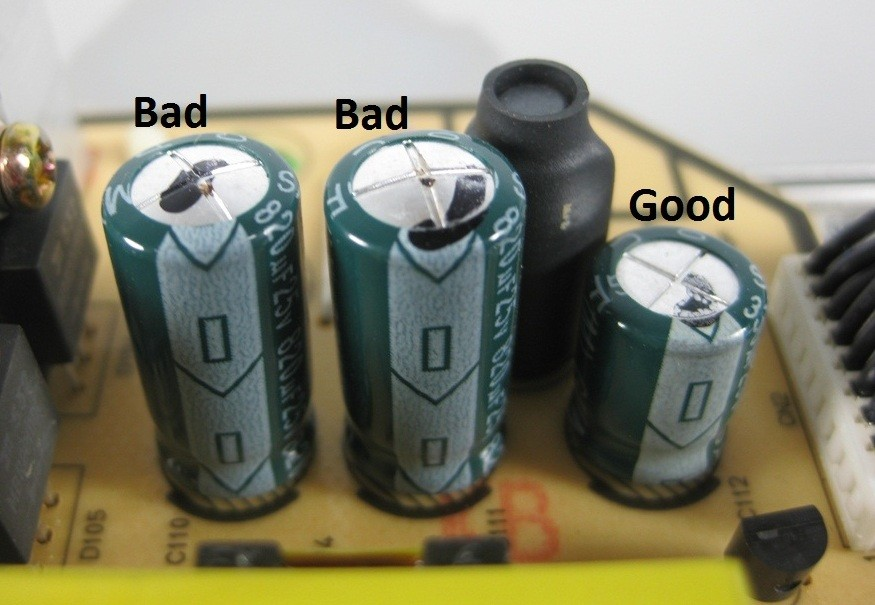 Repairing Switching Power Supply