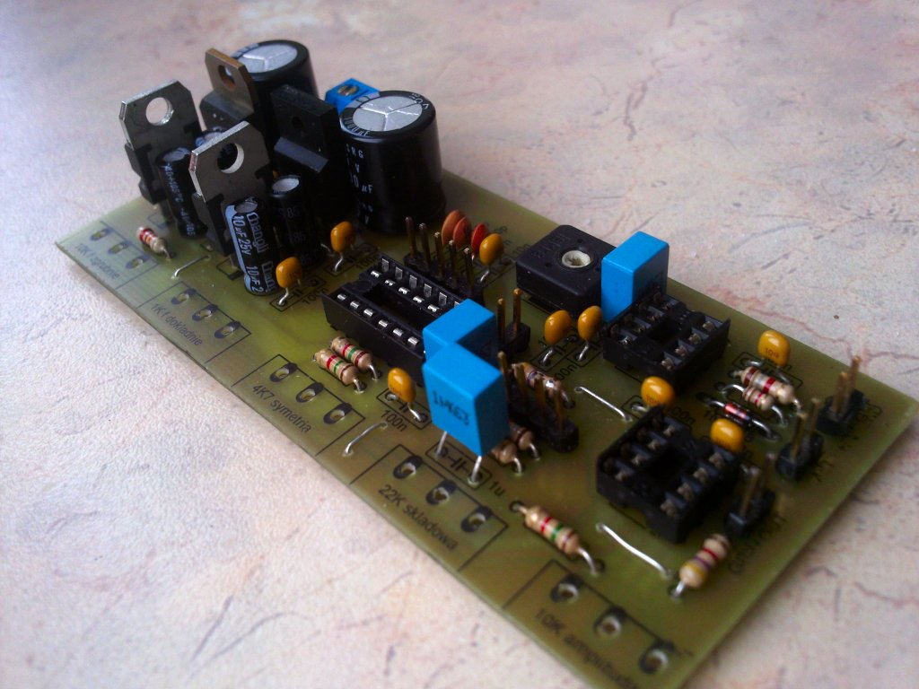 Icl8038 Function Generator Simple Circuit Electronic Circuits And Diagram