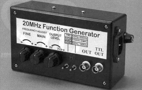 20MHz High Speed Generator
