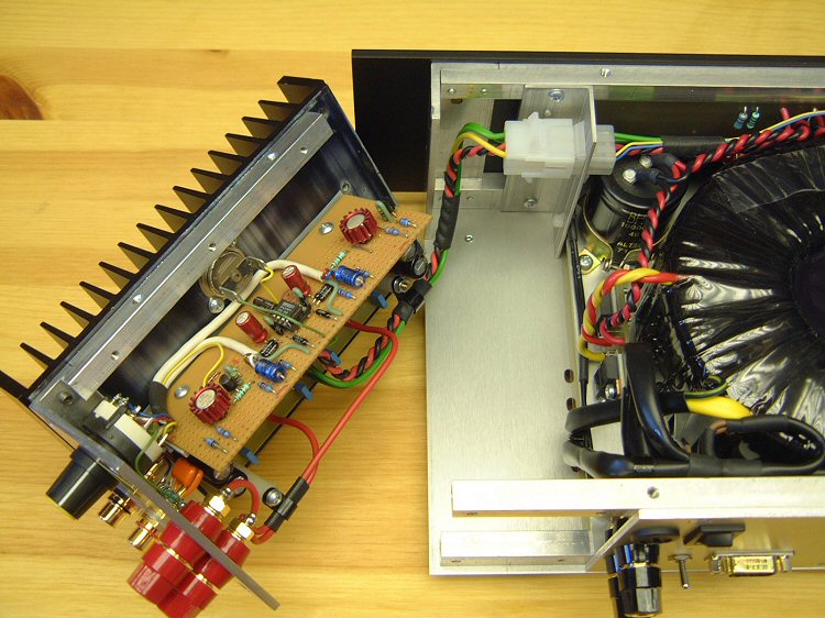 A4 Power Amplifier