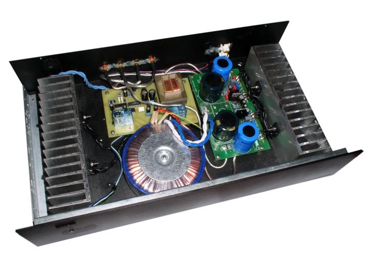 Dracula MOSFET Power Amplifier