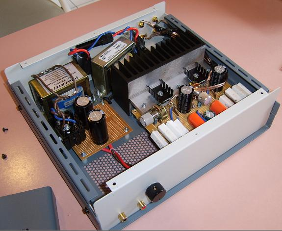 Class-A MOSFET Amplifier