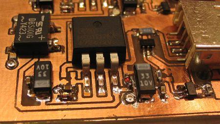 telephone ringer by ic ka2411Loud Ringer For Phone Using Ka2411 #16