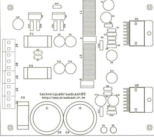 15v    28v 4a transmitter power supply