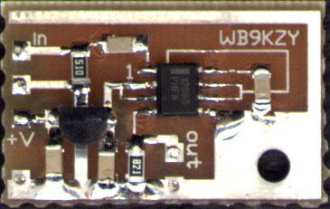 500mhz pic prescaler rh electronics diy com