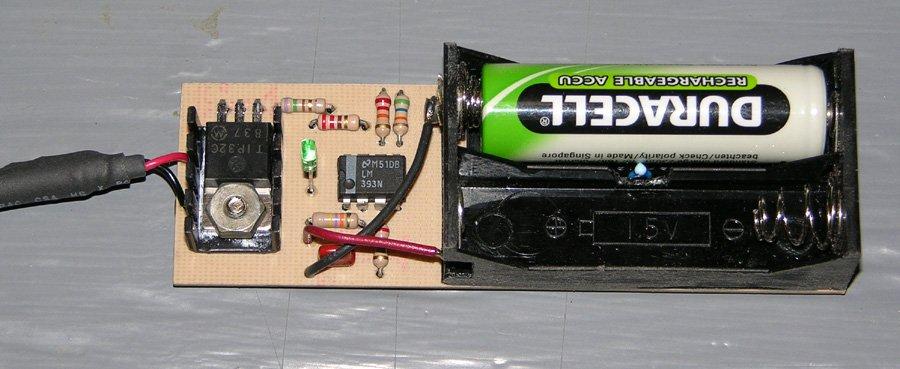 usb powered aa nimh and nicd battery chargerUsb Port Aa Nimh And Nicd Battery Charger By Ic 393 #8