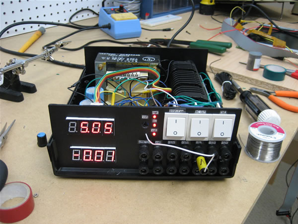 DIY Bench Power Supply