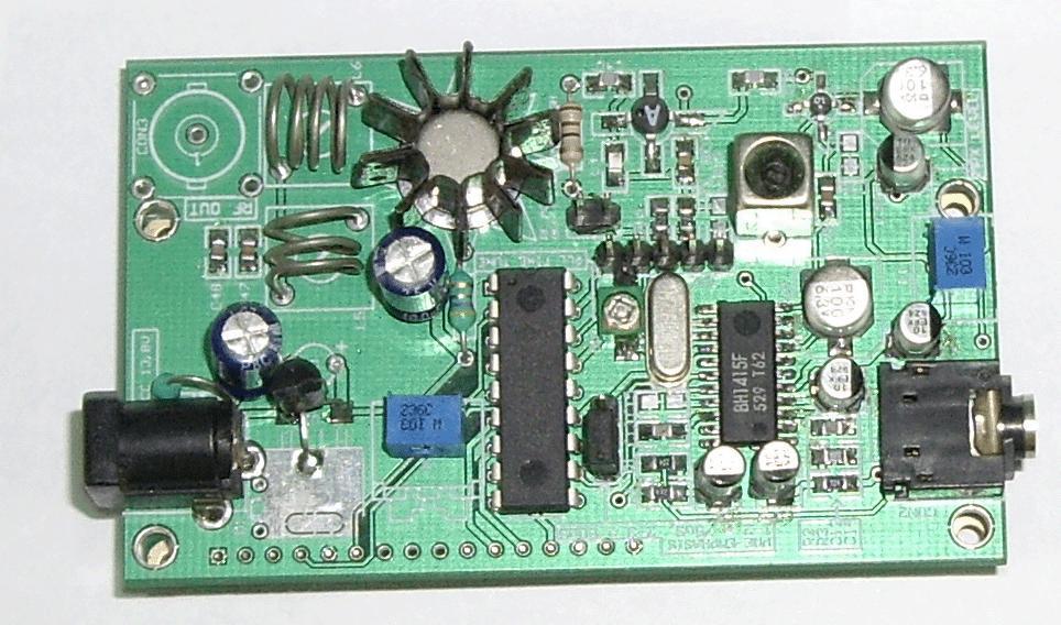 Ultrasonic Transmitter And Driver Circuit Diagram Amplifiercircuit