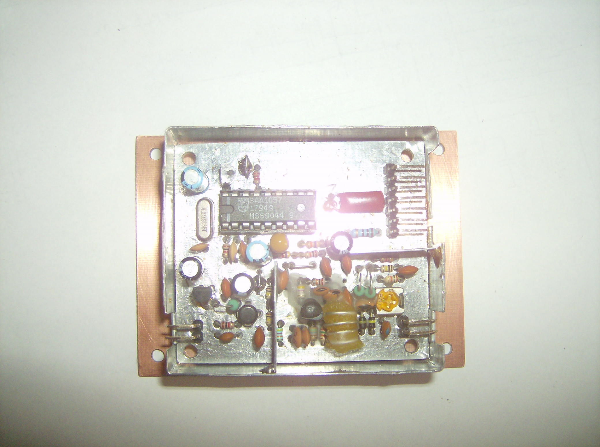Pll Fm Transmitter Stereo Circuit Using Bh1417