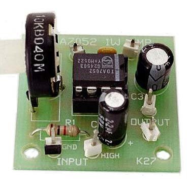 1w mono amplifier with ic tda70521w Mono Amplifier With Ic Tda7052 #2