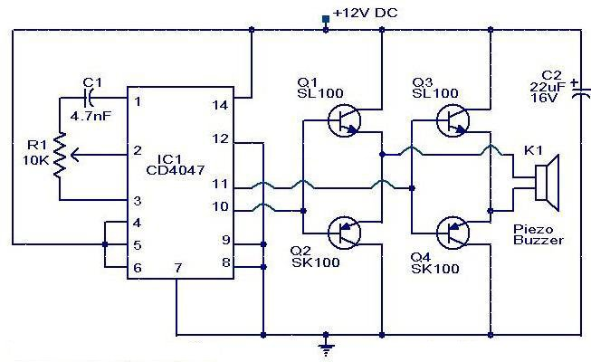 Electronic Circuit Diagrams Projects - wiring diagrams