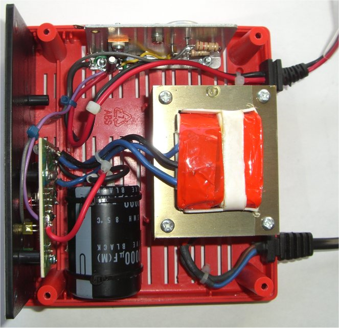 12V 2A Linear Power Supply