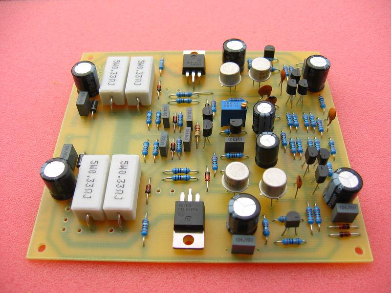 200w Leach Amplifier