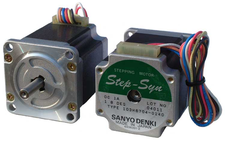 stepper motor driver stepper motors