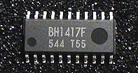 BH1417 Stereo PLL FM Transmitter IC