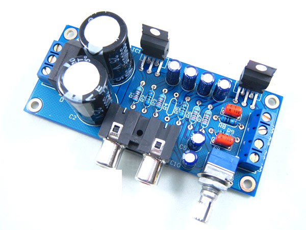 Low Ohms Adaptor For Dmms Based On An Lm317 Regulator