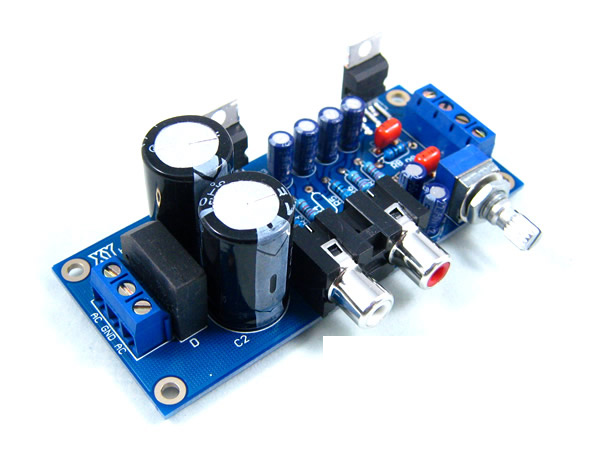 Electronics diy premium quality electronic kits lc meter kit the board needs a dual power supply of 18v and can be connected to 8 or 4 ohm speakers heatsink not supplied with the kit solutioingenieria