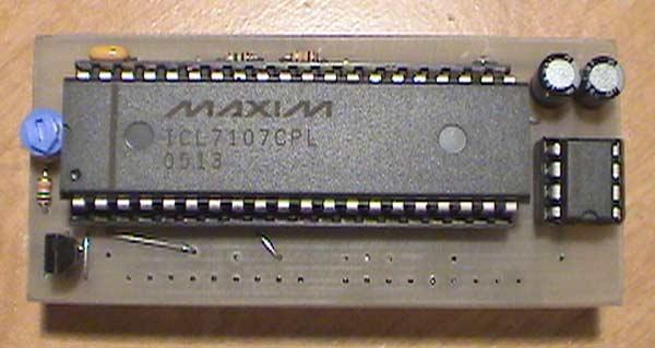 Fantastic Icl7107 Icl7106 Digital Voltmeter Wiring 101 Ferenstreekradiomeanderfmnl