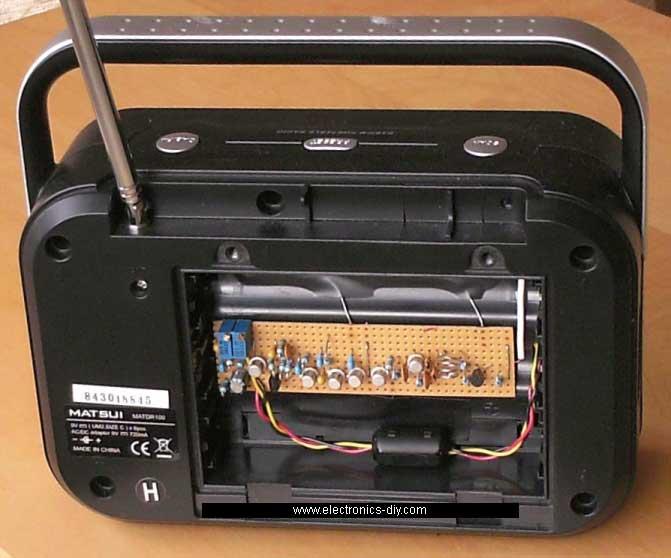 Enormt Broadcast FM Transmitter VD-24