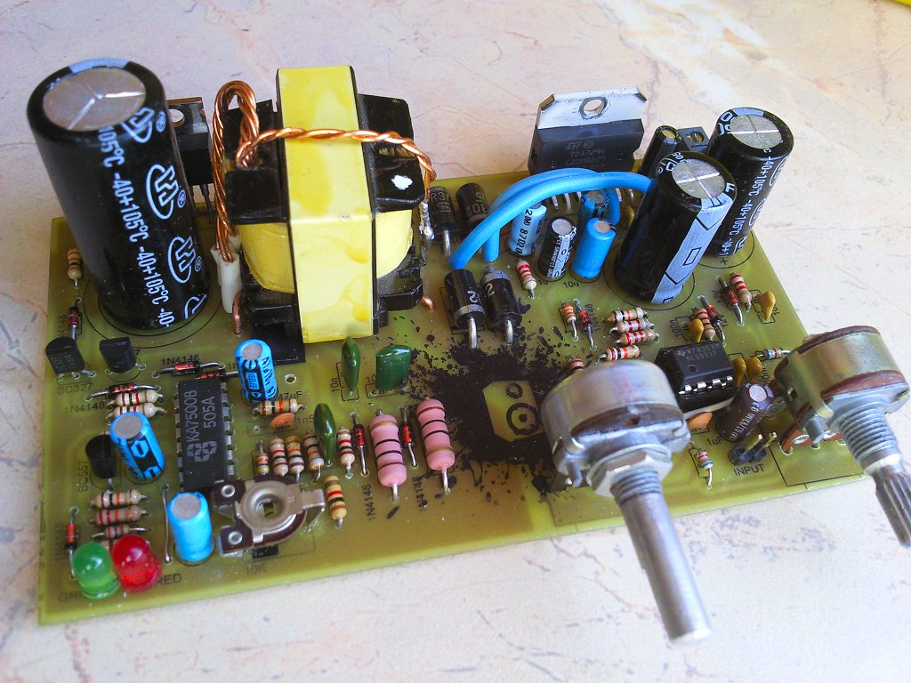100w Car Subwoofer Amplifier Wiring Diagram Of A