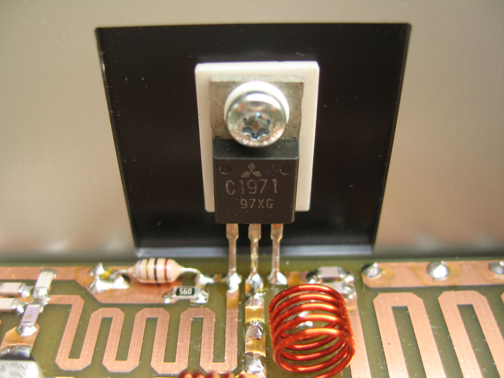 6 Watt Fm Transmitter Amplifier Single Chip Circuit Diagram