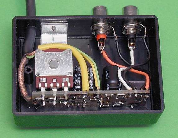 μAmp Miniature Audio Amplifier